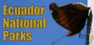 Ecuador National Parks and Reserves